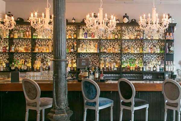 Café Opera Sillas Vintage