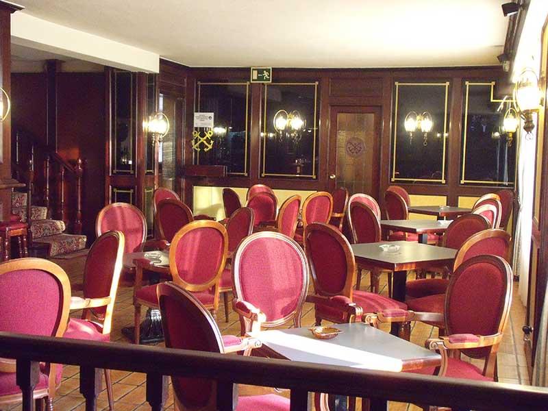 Hotel Las Anclas Sillas Vintage