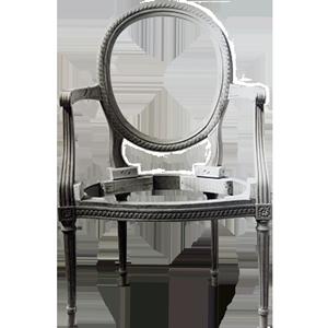 Esqueleto silla