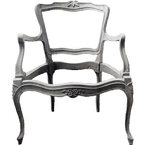 Esqueleto sillón