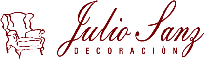 Julio Sanz Decoración Mobile Retina Logo